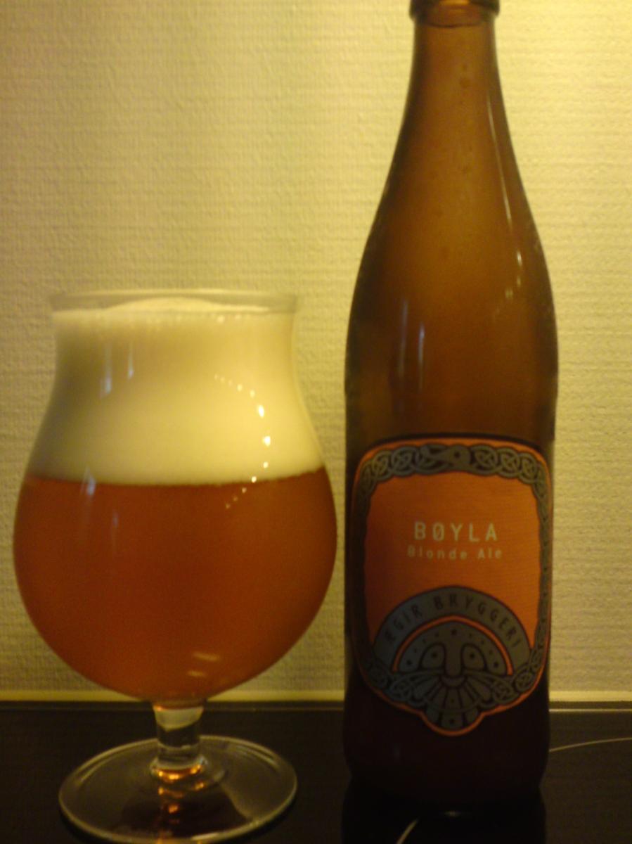 Ægir Bøyla Blonde Ale