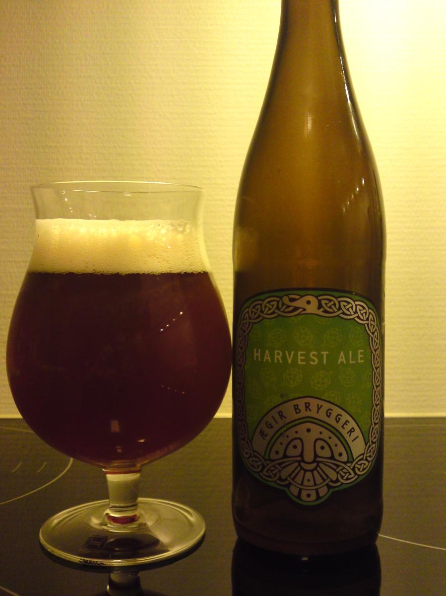 Ægir Harvest Ale