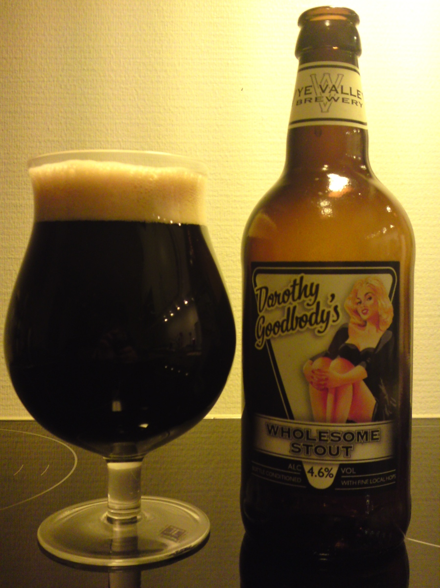 Wye Valley Dorothy Goodbody`s Wholesome Stout