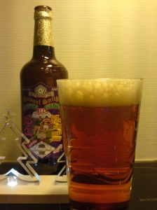 Samuel Smiths Winter Welcome Ale 2012 (3)