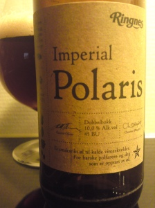 Ringnes Brooklyn Imperial Polaris 2012