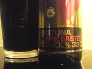 Sigtuna Dark Easter Ale 2013 (2)