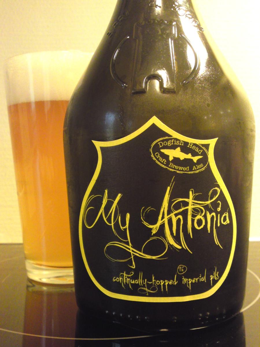 Birra del Borgo My Antonia