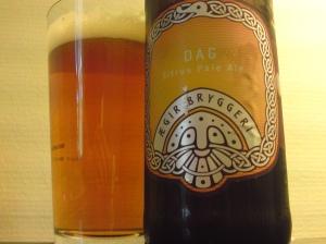 Ægir Dag Sitrus Pale Ale (2)