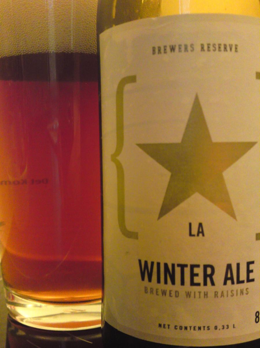 Lervig Brewers Reserve Winter Ale