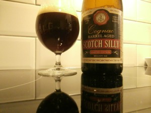 Scotch Silly Barrel Aged Cognac