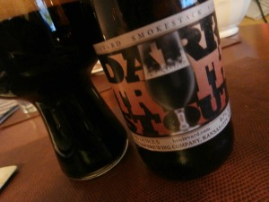 Boulevard Smokestack Series - Dark Truth Stout