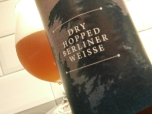 To Øl Dry Hopped Berliner Weisse