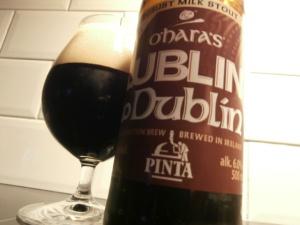 Pinta & O'Hara's Lublin to Dublin 2015