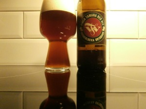 Grünerløkka Finca Tamana Red Ale