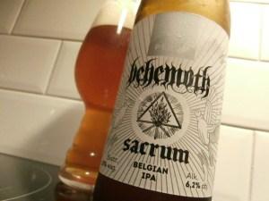 Perun Behemoth Sacrum