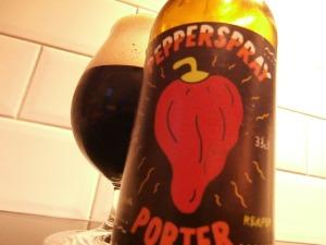 Uiltje Pepperspray Porter