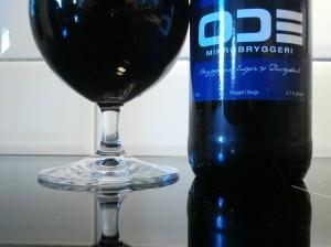 ODE Stout (Klassisk Dry Stout) (4,7%)