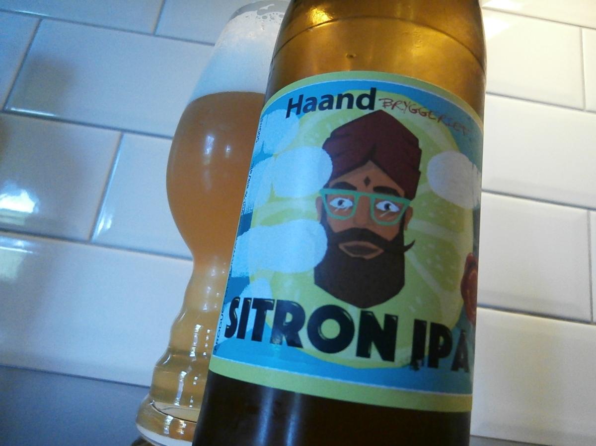 HaandBryggeriet Sitron IPA