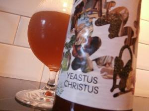 To Øl Yeastus Christus