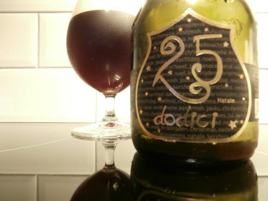 Birra del Borgo 25 Dodici (8%)